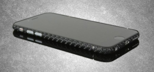 Echt Carbon iPhone 7 Cover