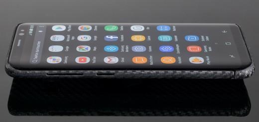 Samsung S8 Schutzhülle aus echtem Carbon