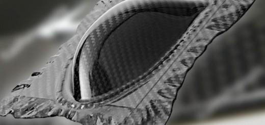 Carbon thermoplastisch, verformbar mit einzigartiger Matrix